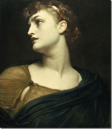Antigone, 1882, Lord Frederick Leighton