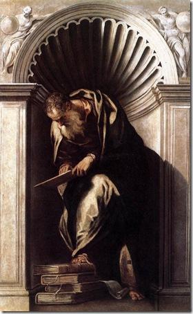 Aristotle, c. 1560, Paolo Veronese