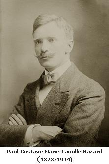Paul Hazard (1878-1944)