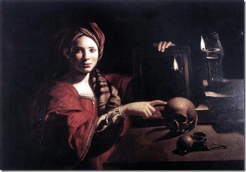 Allegory of Vanity, Trophime Bigot