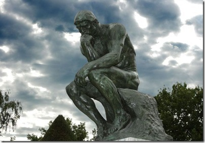 The Thinker (Le Penseur), 1902, Auguste Rodin