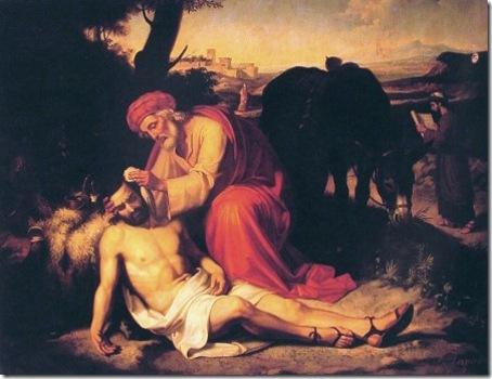 The Good Samaritan (La caridad del Samaritano), José Tapiro y Baro