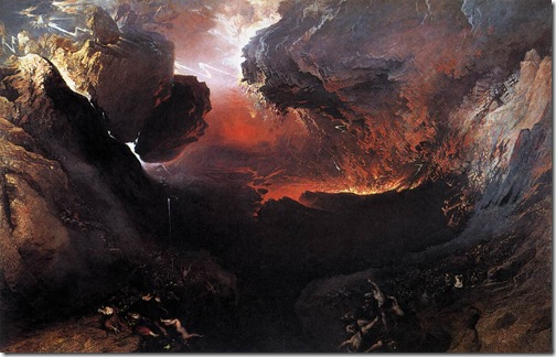 The Great Day of His Wrath, 1851-3, John Martin