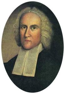 Jonathan Edwards, 1703-1758