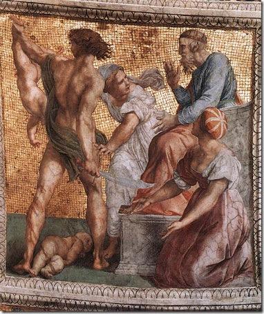 The Judgment of Solomon, Raphael Sanzio