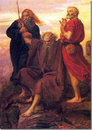 """Victory, O Lord!"", 1871, John Everett Millais"
