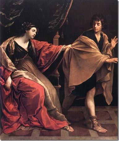 Joseph and Potiphar's Wife (Joseph et la femme de Potiphar), 1631, Guido Reni