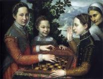A Partida de Xadrez – Sofonisba Anguissola
