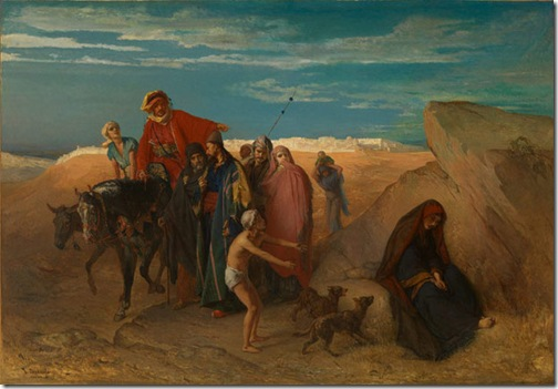 The Daughter of Zion Reviled, ca. 1847-1881, Jean-François Portaels