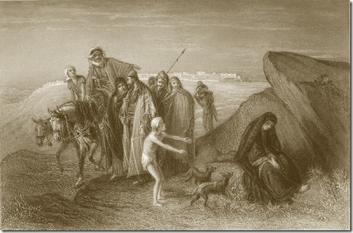 The Daughter of Zion Reviled, Jean-François Portaels, drawing
