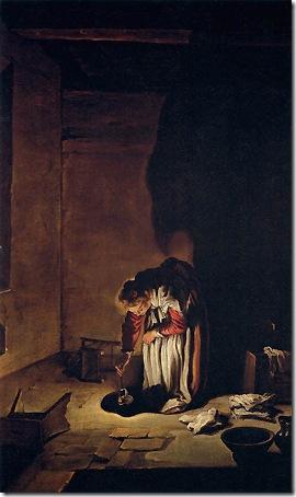 Parable of the Lost Drachma, ca. 1618, Domenico Fetti