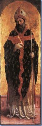 St. Augustine, Vincenzo Foppa
