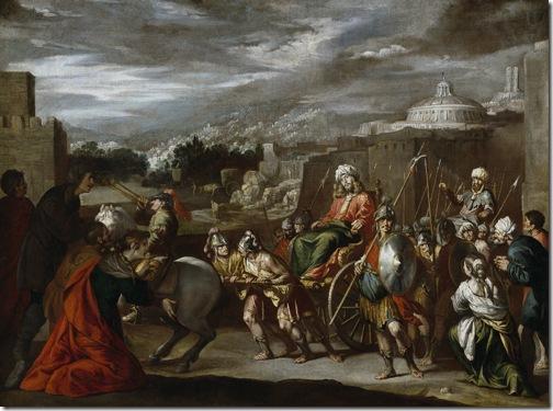 The Triumph of Joseph in Egypt (Triunfo de José en Egipto), c. 1655, Antonio del Castillo y Saavedra