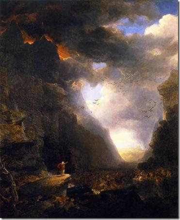 God's Judgement Upon Gog, c. 1851-52, Asher Brown Durand