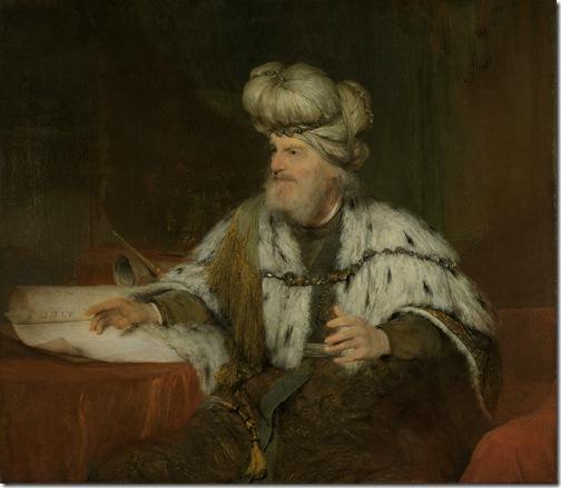 King David, ca. 1683 (1680-1685), Aert de Gelder