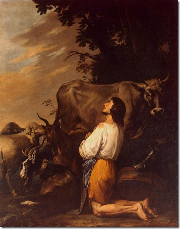 The Prodigal Son, 1651-55, Salvator Rosa