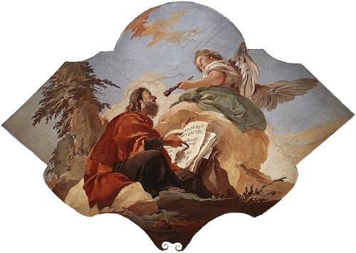 The Calling of Isaiah, 1726-1729, Giovanni Battista Tiepolo