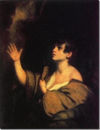 The Calling of Samuel, c. 1776, Sir Joshua Reynolds