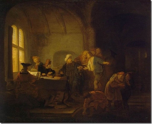 Parable of the Workers in the Vineyard, 1647-49, Salomon Koninck
