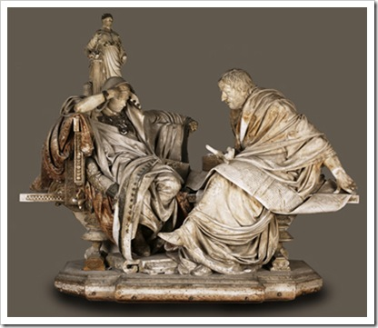 Seneca and Nero, Eduardo Barrón