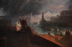 A Sétima Praga do Egito – John Martin
