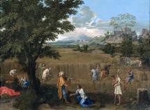 Verão, ou Rute e Boaz – Poussin