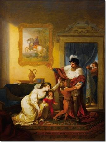 A Súplica de Inês de Castro, 1802, Vieira Portuense
