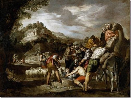 Joseph Is Sold by His Brothers (José vendido por sus hermanos), 1660, Antonio del Castillo y Saavedra
