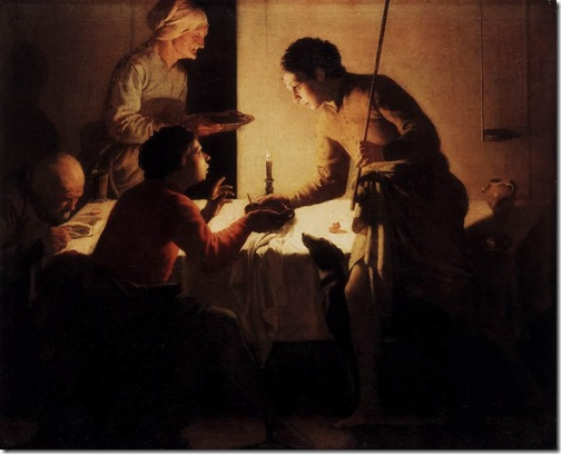 Esau Selling His Birthright, c. 1625, Hendrick Terbrugghen