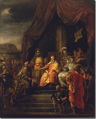 Moses and Jethro, ca. 1655-1656, Ferdinand Bol