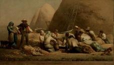 Descanso dos Segadores (Rute e Boaz) – Millet