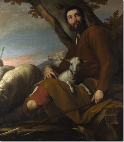 Jacob with the Flock of Laban, ca. 1638, Jusepe de Ribera