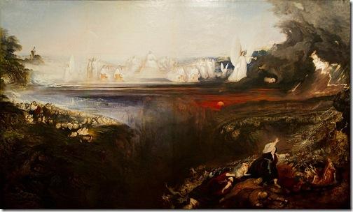 The Last Judgement, 1853, John Martin