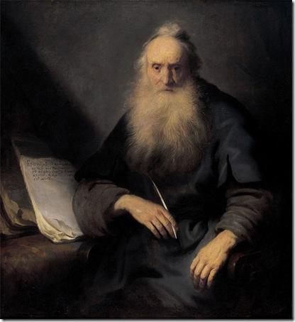 St. Paul (Apostel Paulus), ca. 1629, Jan Lievens