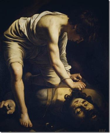 David Victorious Over Goliath (David Vencedor de Goliat / David with the Head of Goliath), ca. 1559-1600