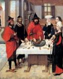 A Primeira Páscoa Judaica – Dirk Bouts