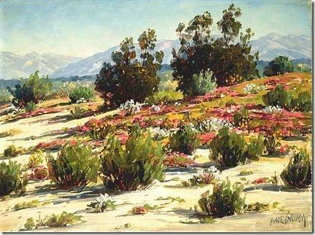 Desert Flowers, Paul Grimm