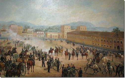 15 de novembro de 1889 - Proclamação da República, 1893, Benedito Calixto