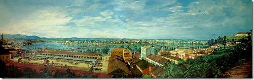 Inundação da Várzea do Carmo, 1892, Benedito Calixto