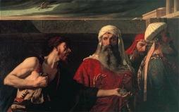 O Remorso de Judas – Edward Armitage