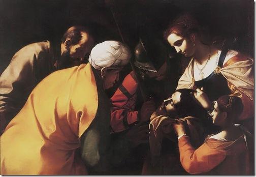 """Salome with the Head of St John the Baptist"", second half of 17th century, Mattia Preti"