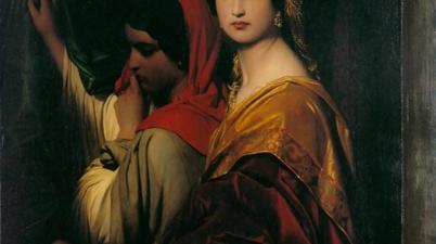 Herodias (Erodiade), 1843, Paul Delaroche