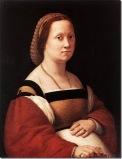 La donna gravida – Rafael Sanzio