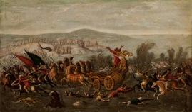 Os Israelitas Atravessando o Mar Vermelho – Juan de la Corte