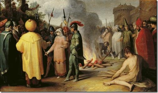 Judah and Tamar (Juda en Tamar), 1596, Cornelis Cornelisz. van Haarlem