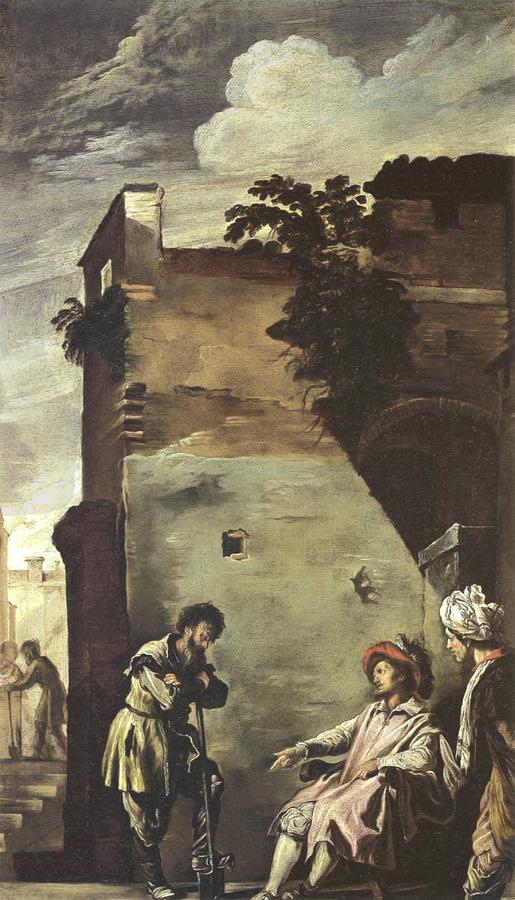 The Parable of the Vineyard (La Parabola dei lavoratori della vigna), ca. 1618, Domenico Fetti