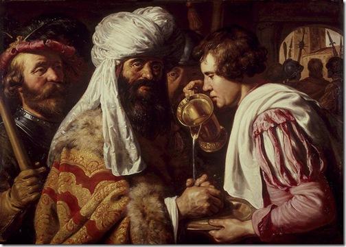 Pilate Washing his Hands, 1624-1625, Jan Lievens