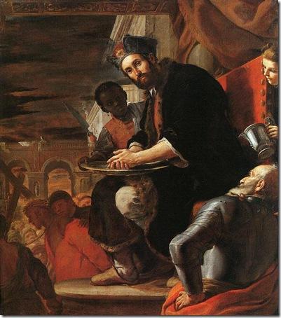 Pilate Washing his Hands, 1663, Mattia Preti
