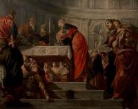 A Apresentação de Cristo no Templo – Tintoretto