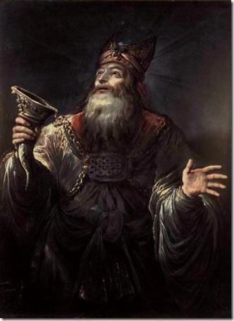 The Prophet Samuel (Le prophète Samuel), Second quarter 17th century, Claude Vignon